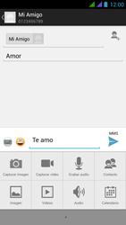 BQ Aquaris 5 HD - MMS - Escribir y enviar un mensaje multimedia - Paso 13
