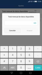 Huawei P9 - Internet - Ver uso de datos - Paso 7