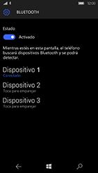 Microsoft Lumia 950 - Connection - Conectar dispositivos a través de Bluetooth - Paso 9