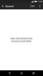 HTC One M8 - Connection - Conectar dispositivos a través de Bluetooth - Paso 5