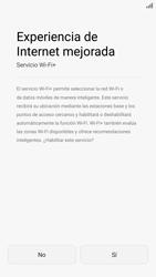 Huawei P9 - Primeros pasos - Activar el equipo - Paso 9