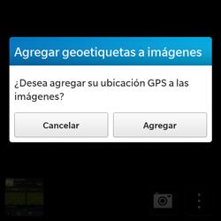 BlackBerry Q5 - Red - Uso de la camára - Paso 4