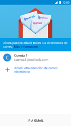 BQ Aquaris U - E-mail - Configurar Outlook.com - Paso 14
