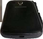 Samsung S7560 Galaxy Trend - Primeros pasos - Quitar y colocar la batería - Paso 8