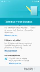 Samsung Galaxy S7 Edge - Primeros pasos - Activar el equipo - Paso 6