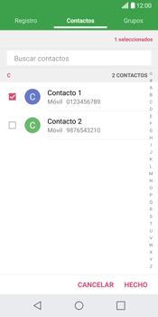 LG G6 - MMS - Escribir y enviar un mensaje multimedia - Paso 7