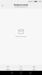 Huawei P9 - E-mail - Configurar Outlook.com - Paso 4