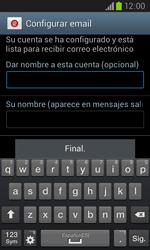 Samsung I8260 Galaxy Core - E-mail - Configurar correo electrónico - Paso 19