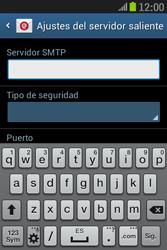 Samsung S6310 Galaxy Young - E-mail - Configurar correo electrónico - Paso 13