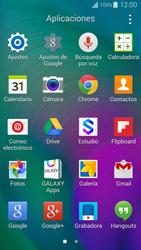 Samsung A500FU Galaxy A5 - Internet - Ver uso de datos - Paso 3