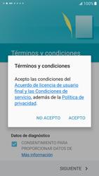 Samsung Galaxy S7 - Primeros pasos - Activar el equipo - Paso 7