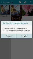 Samsung A500FU Galaxy A5 - Connection - Transferir archivos a través de Bluetooth - Paso 15