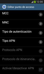 Samsung S7580 Galaxy Trend Plus - Internet - Configurar Internet - Paso 12