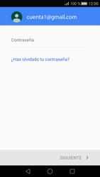 Huawei P8 - E-mail - Configurar Gmail - Paso 11