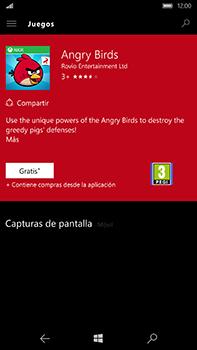 Microsoft Lumia 950 XL - Aplicaciones - Descargar aplicaciones - Paso 15