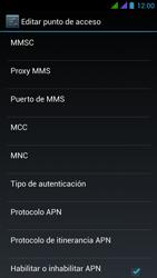 BQ Aquaris 5 HD - Internet - Configurar Internet - Paso 17