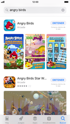 Apple iPhone 6s iOS 11 - Aplicaciones - Descargar aplicaciones - Paso 11