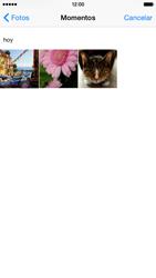 Apple iPhone 6 iOS 8 - MMS - Escribir y enviar un mensaje multimedia - Paso 11