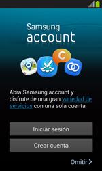 Samsung I8260 Galaxy Core - Primeros pasos - Activar el equipo - Paso 9