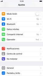 Apple iPhone 6 iOS 11 - Internet - Configurar Internet - Paso 3