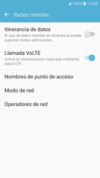 Samsung Galaxy S7 - Internet - Configurar Internet - Paso 7