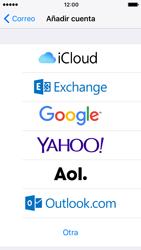 Apple iPhone SE - iOS 10 - E-mail - Configurar Yahoo! - Paso 5