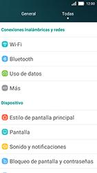 Huawei Y5 - Internet - Activar o desactivar la conexión de datos - Paso 3