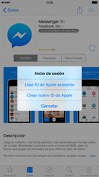 Apple iPhone 6 Plus iOS 8 - Aplicaciones - Tienda de aplicaciones - Paso 9