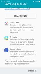Samsung Galaxy S7 Edge - Primeros pasos - Activar el equipo - Paso 19
