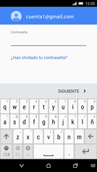 HTC One M9 - E-mail - Configurar Gmail - Paso 12