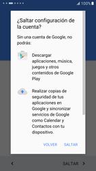 Samsung Galaxy S7 - Primeros pasos - Activar el equipo - Paso 11