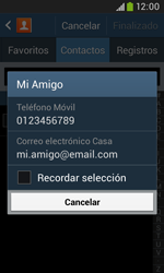Samsung S7580 Galaxy Trend Plus - MMS - Escribir y enviar un mensaje multimedia - Paso 7