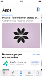 Apple iPhone 6 iOS 11 - Aplicaciones - Descargar aplicaciones - Paso 5
