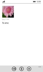 Nokia Lumia 635 - E-mail - Escribir y enviar un correo electrónico - Paso 14