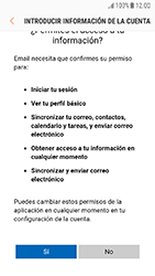Samsung Galaxy J5 (2017) - E-mail - Configurar Outlook.com - Paso 9