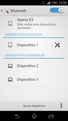 Sony D2203 Xperia E3 - Connection - Conectar dispositivos a través de Bluetooth - Paso 8