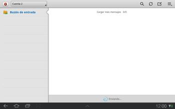 Samsung P7500 Galaxy Tab 10-1 - E-mail - Escribir y enviar un correo electrónico - Paso 15