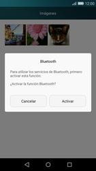 Huawei P8 Lite - Connection - Transferir archivos a través de Bluetooth - Paso 9