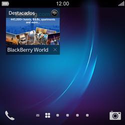 BlackBerry Q5 - Aplicaciones - Tienda de aplicaciones - Paso 13