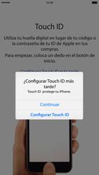 Apple iPhone 6 Plus iOS 8 - Primeros pasos - Activar el equipo - Paso 18