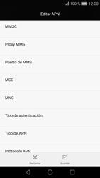 Huawei P8 - MMS - Configurar el equipo para mensajes multimedia - Paso 14
