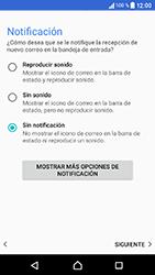 Sony Xperia XA1 - E-mail - Configurar correo electrónico - Paso 22