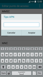 Samsung A500FU Galaxy A5 - MMS - Configurar el equipo para mensajes multimedia - Paso 13