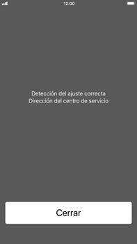 Apple iPhone 8 Plus - MMS - Configurar el equipo para mensajes de texto - Paso 4