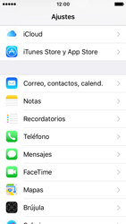 Apple iPhone SE - E-mail - Configurar Yahoo! - Paso 3