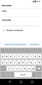 LG G6 - E-mail - Configurar Outlook.com - Paso 8