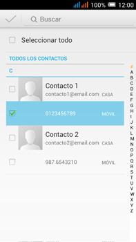 Alcatel Pop C9 - MMS - Escribir y enviar un mensaje multimedia - Paso 7