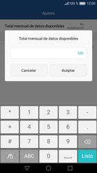 Huawei P9 Lite - Internet - Ver uso de datos - Paso 8