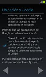 Samsung I8260 Galaxy Core - Primeros pasos - Activar el equipo - Paso 13