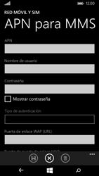 Microsoft Lumia 535 - MMS - Configurar el equipo para mensajes multimedia - Paso 8